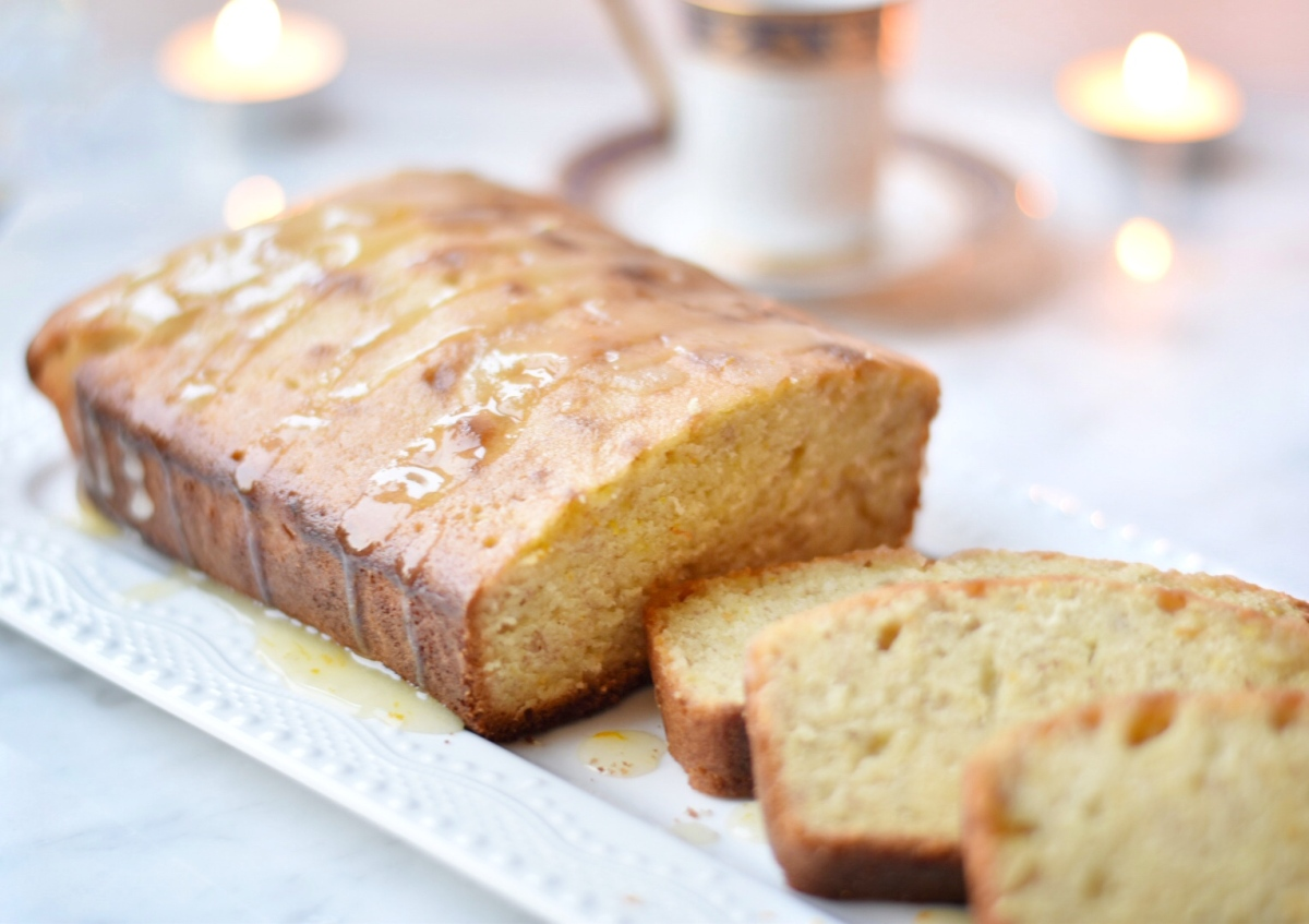 Torta Banana-Naranja / Banana Orange bread